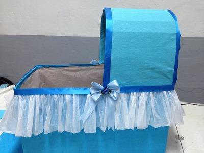 Caja regalos baby shower parte 2