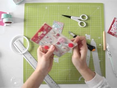 Cajitas decoradas + Tutorial Molinillos - Colaboración con Basic Crea