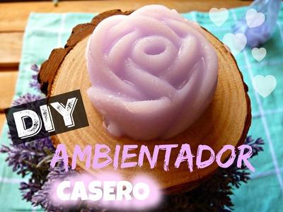 DIY AMBIENTADORES CASEROS con suavizante (súper fácil) | Cakemol