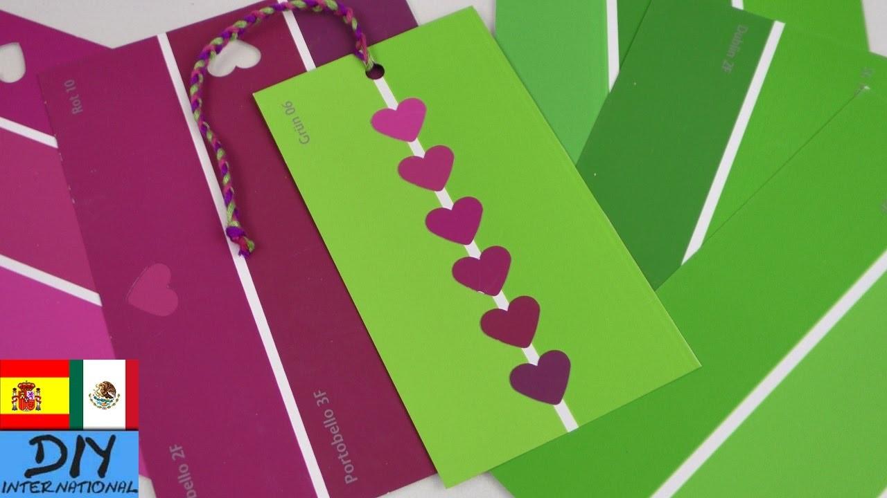 Nuevo material para manualidades | Papel de colores