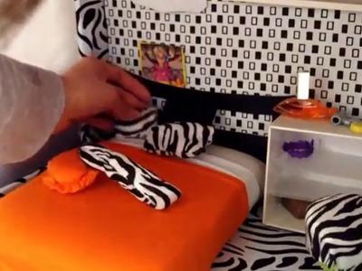 Como hacer  la cama   De raquel   Y como reutilizar tus cuadernos  viejos , saludos  y recomendacion