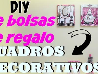DIY: Cuadros para tu recamara económicos y fáciles por Fantasticazul