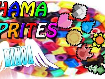 Hamasprites con Rinoa #3 - Medallas de Kanto