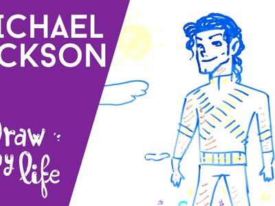 como dibujar a michael jackson paso a paso