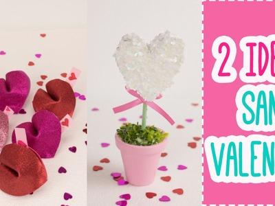 2 Ideas Fáciles para Regalar 14 de Febrero | San Valentín | Día del Amor y la Amistad | Catwalk