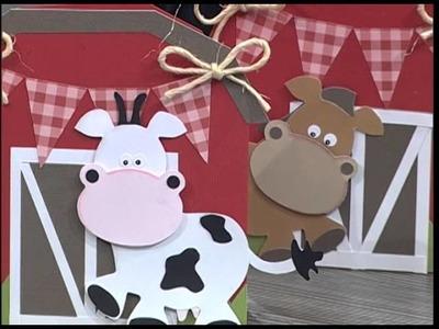 Invitación de cumpleaños - granja 2da parte  - 10.03.16