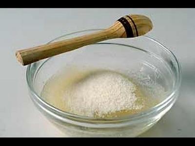 Como preparar Grenetina o Gelatina sin sabor(Como Hidratar)