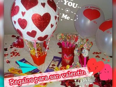 DIY - Ideas para San Valentín | Globo aerostático | 1.2