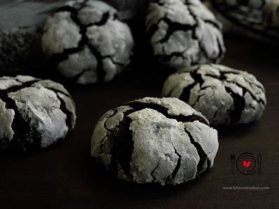 Receta Fácil de Galletas de Chocolate | LHCY