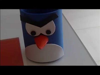 Tutorial de portalapiceros de Angry Bird por menos de 1 euro