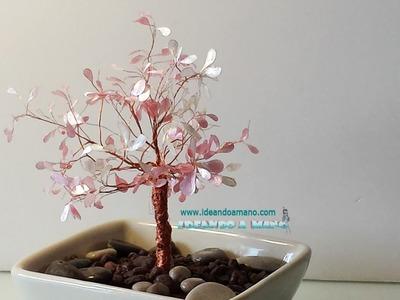 Como hacer un bonsai