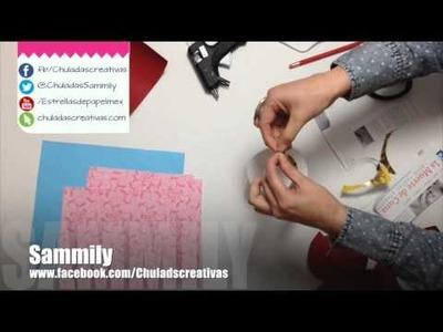 Chuladas creativas :: Rosas de Papel :: Sammily