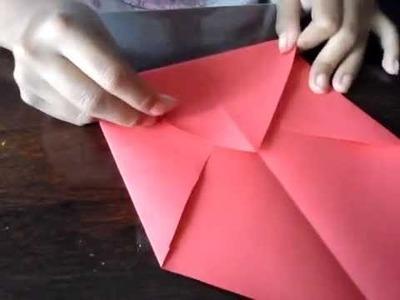Como hacer un sobre de carta