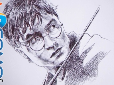 Dibujar a Harry Potter