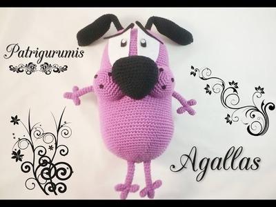 DIY Agallas amigurumi en ganchillo - Crochet