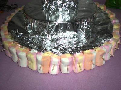 DYC : Tutorial tarta de chuches