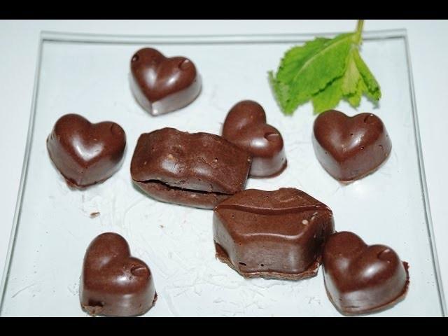 Jabón de Chocolate y Menta