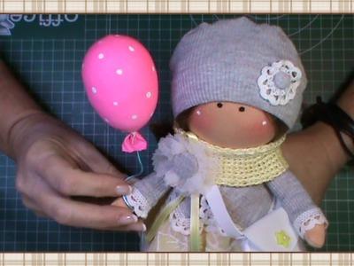 Tutorial: Globo para muñecas