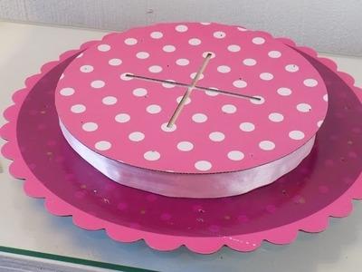 Base para cake pops