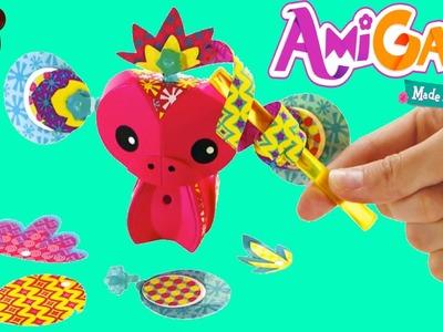 AmiGami Mascotas - Juegos de Manualidades para niños