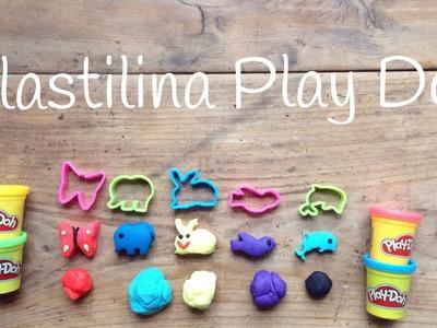 Cómo hacer animales de PLASTILINA   Play Doh ANIMALES