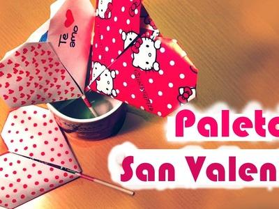 Paletas de Corazón para Regalar en San Valentin