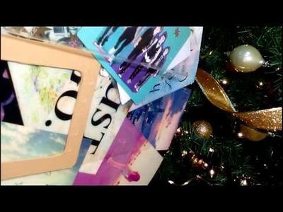 Tarjeta de Navidad CD9 ( 3D )