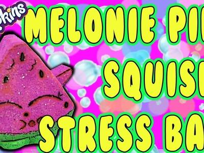 DIY ♥ Melonie Pips Squishy Stress Ball ♥ Shopkins