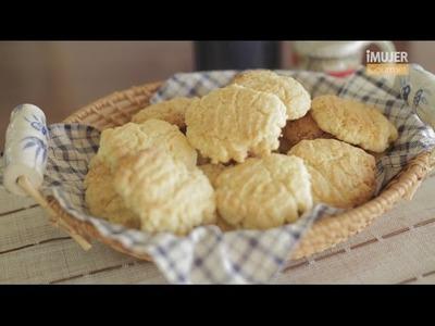 Deliciosas galletitas de limón | Receta de galletas de limón | @RecetasiMujer