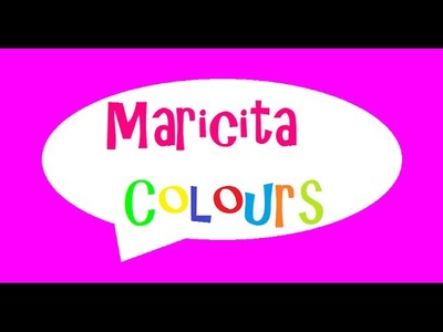 Crochet Fotos de sus tejidos hechos con tutoriales de Maricita Colours
