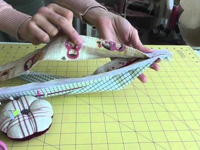 Nairamkitty DIY Tutorial Como hacer y coser una funda de portátil o tablet  (patrones gratis)