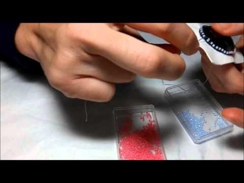 Tutorial Cabuchon personalizado.Diy cabochon beads Parte 2