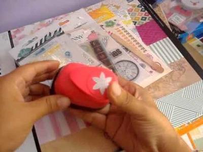 Compras Material Scrapbook + Artbox + Mixed Media.Cristina Su - Perú