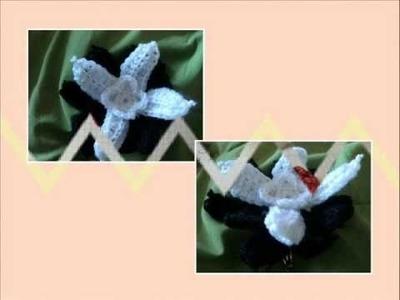 Cristina mis flores de crochet.wmv