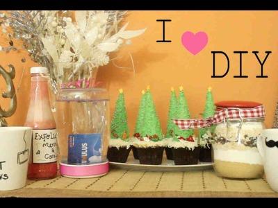 DIY Regalos navideños de último minuto! - DIY Last minute Christmas gifts! (Subtitled)