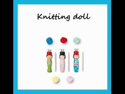 Knitting doll  (español)