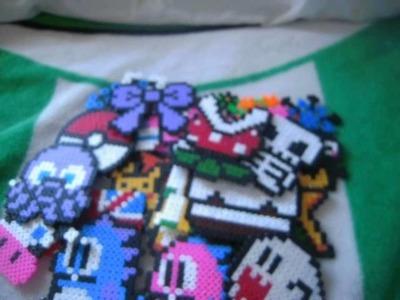 Actualizacion hama beads #1 ^^