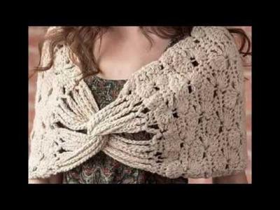 Blusas, Jersey  y más Tejidos a Crochet