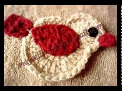 Buhos, pajaritos y mas a crochet♥