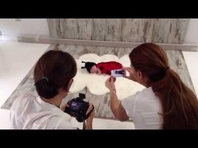 Difraces de crochet para bebés o recién nacidos