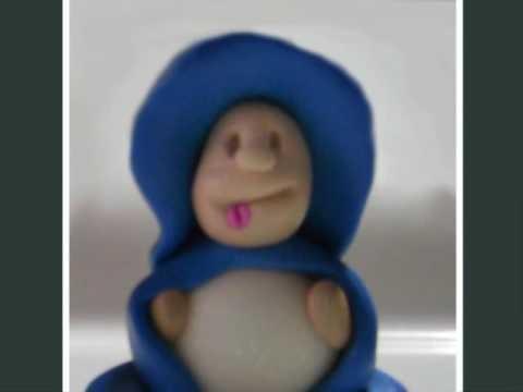 Figuras Fimo-Polymer clay figurines