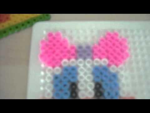Hama Beads:Paperina