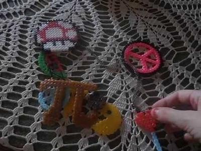 ☻Mi coleccion de hama beads ☻    Parte ➋