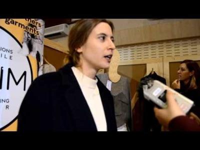 """Paola Ybern gana el concurso """"Knitting Dreams"""" en la 1ª edición de la feria BSTIM de Igualada"""