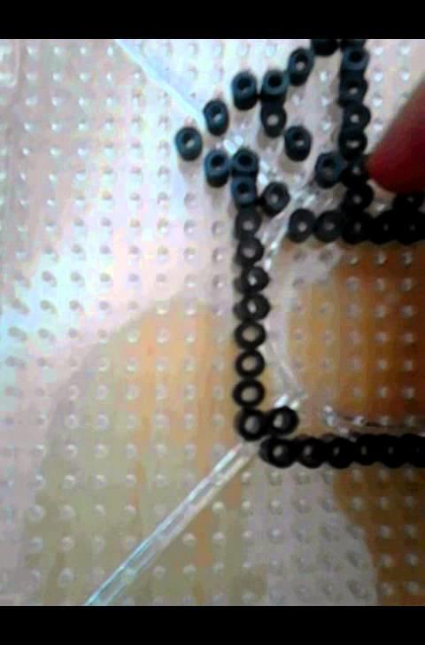 ♡ Paquete de papas fritas de Hama Beads ♡
