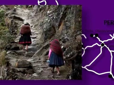 QHAPAQ ÑAN - KNITTING LIFE IN THE ANDES