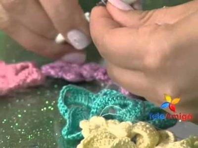 Teleamiga Aprenda y venda Coats - collar crochet