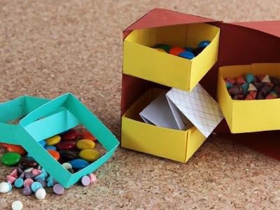 Cajita scrapbook + Sorpresa + Golosinas + carta [Special box]