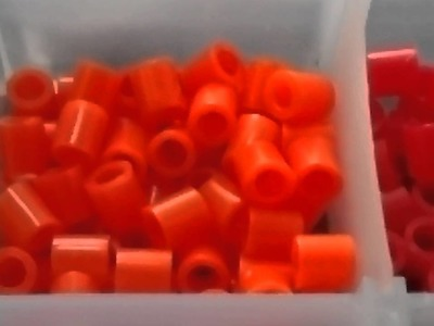 Mi colocación de hama beads