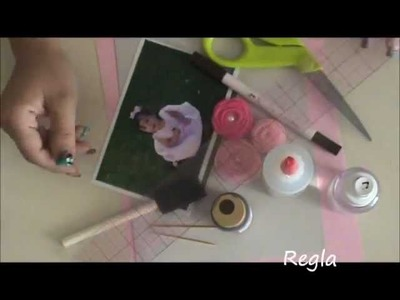 Pagina SCRAPBOOK #2-Facil tutorial en español